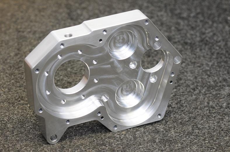 CNC frézování převodovková skříň, rychlostní skříň Brno