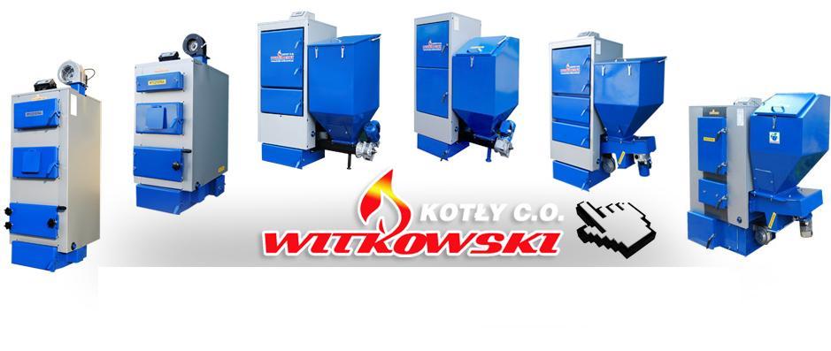 Automatické kotle Witkowski