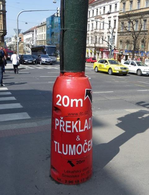 Právní, soudní a ekonomické překlady express Praha