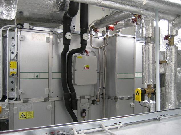 Projektování, realizace a instalace vzduchotechnických systémů Domažlice