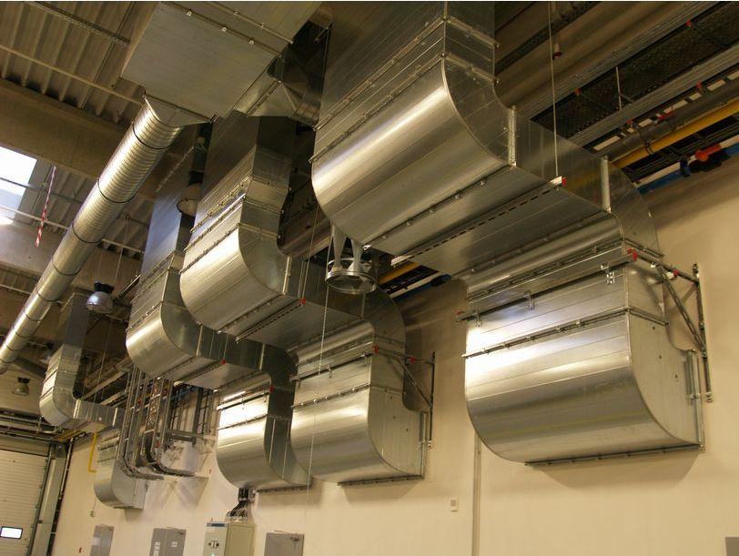 Vzduchotechnické systémy