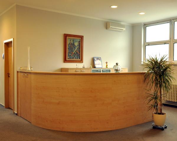 Výroba kancelářského nábytku Ostrava