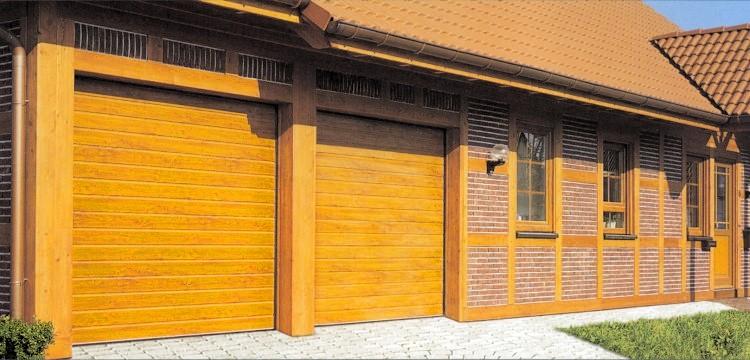 Prodej sekčních garážových vrat Příbram