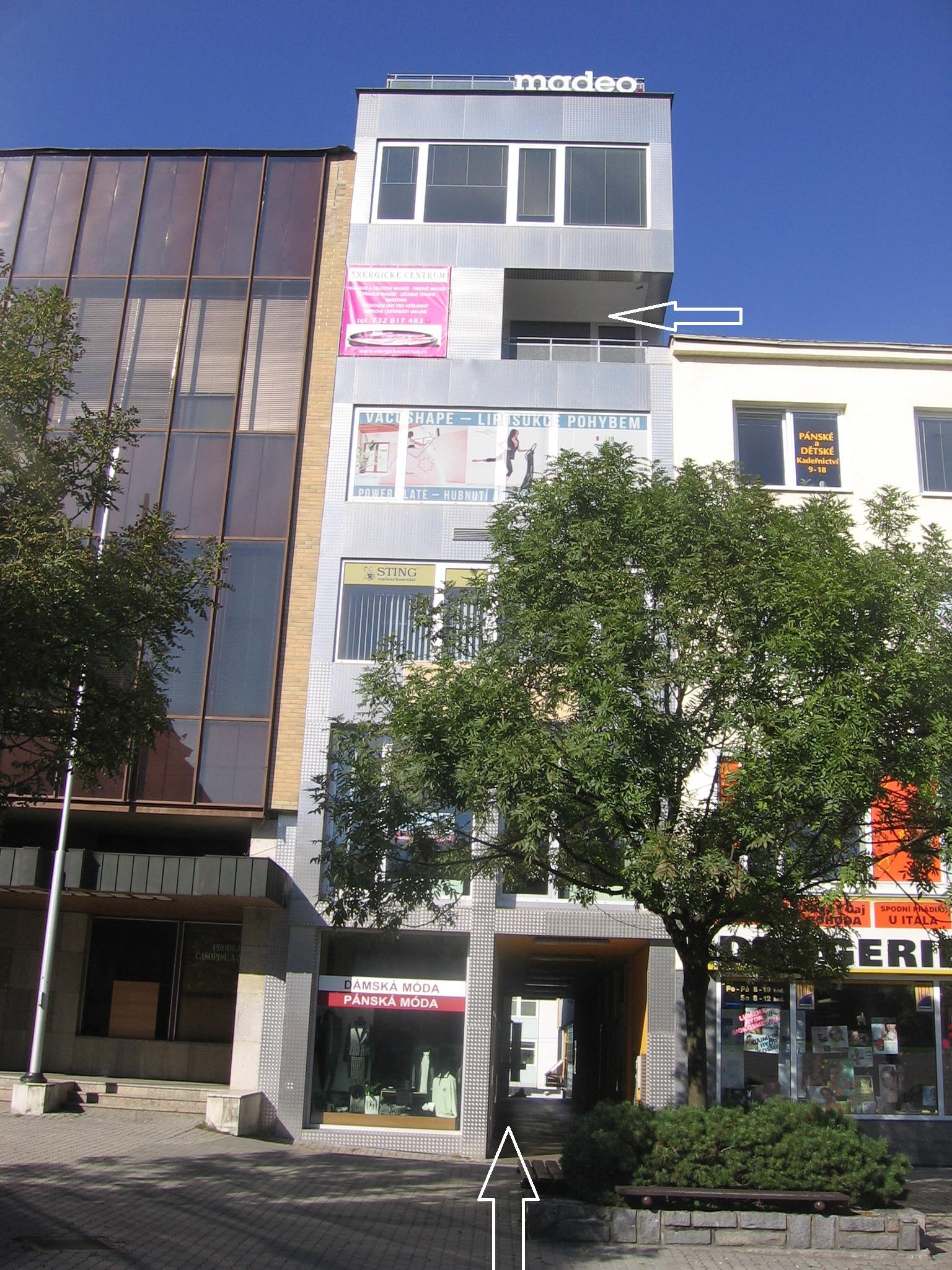 Energické centrum Zlín-harmonizace negativní energie v bytě, domě