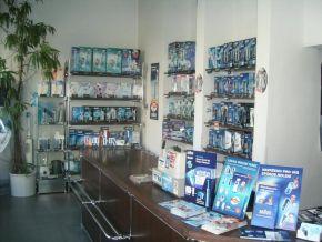 Prodej domácích elektrospotřebičů Braun Praha