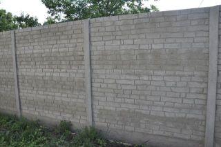 betonové oplocení Pohořelice