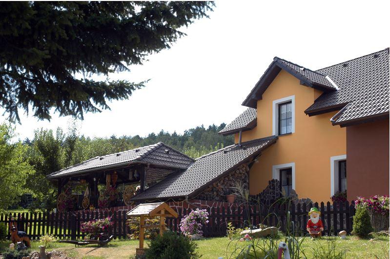 Střechy a krovy na klíč Příbram