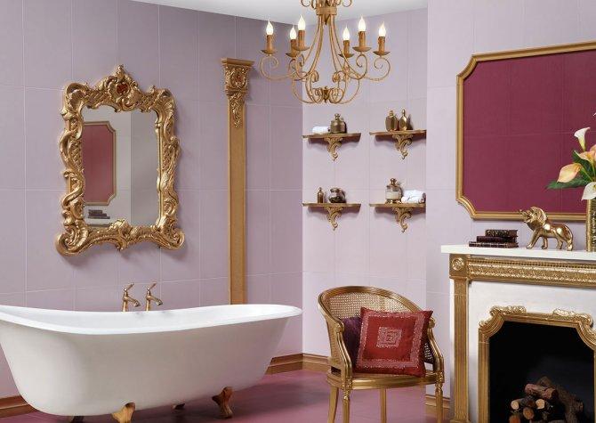 Koupelny pro ženy