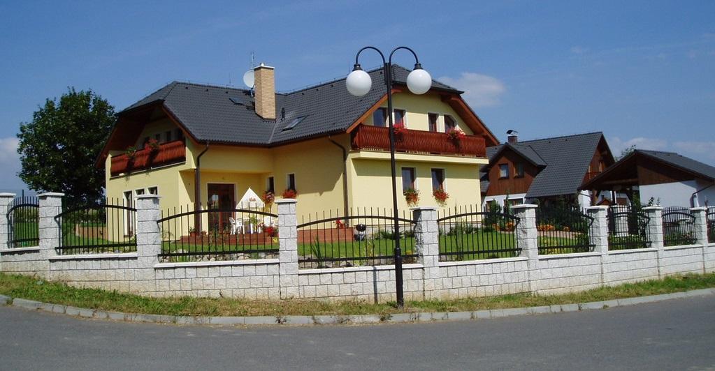 Stavby na klíč Louny - rodinné domy, průmyslové haly o obchody