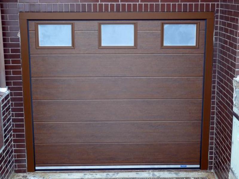 Sekční garážová vrata Havlíčkův Brod