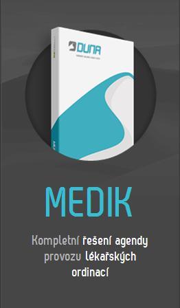 lékařské programy DUNA Medik