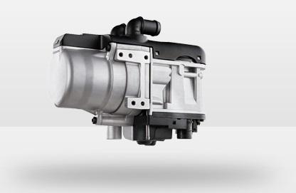 Teplovodní topení chrání váš motor před mrazy.