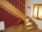 Profesionální výroba nábytku z masívu, schodiště, schody - rozmanité tvary