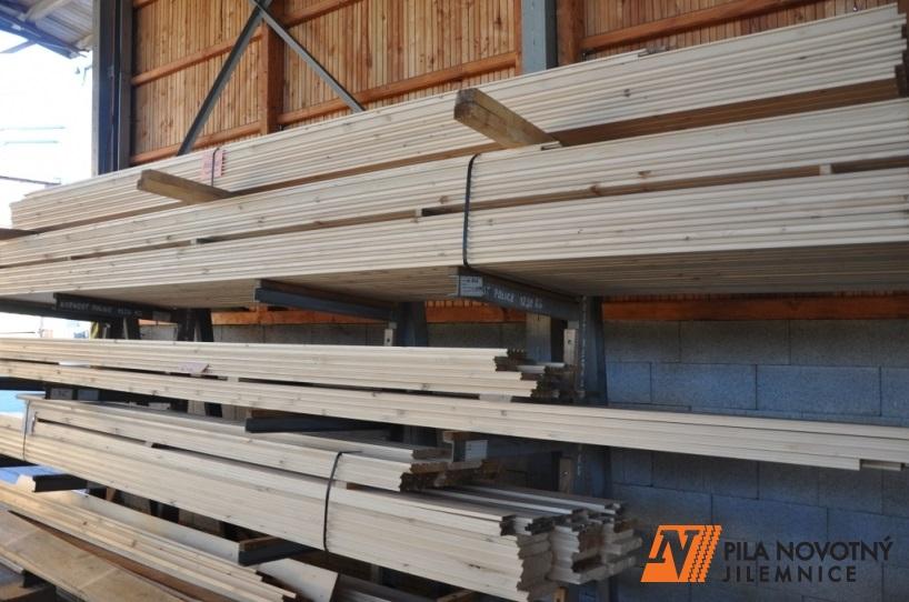 Stavební řezivo určené k dalšímu zpracování – Semily