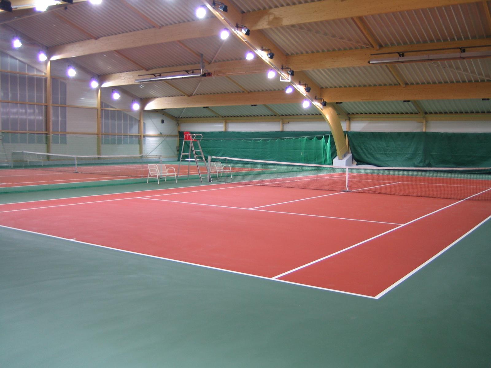 Povrch pro tenis - umělá tráva