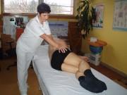 Oddělení rehabilitace a fyzioterapie, cvičení u dětí, Vojtova metoda
