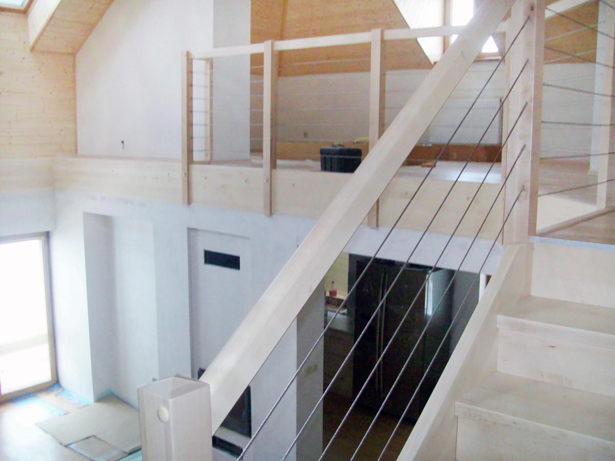 Výroba dřevěného interiéru a exteriéru na klíč