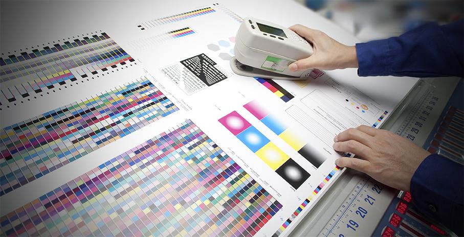 Vysoká kvalita tisku - digitální tisk