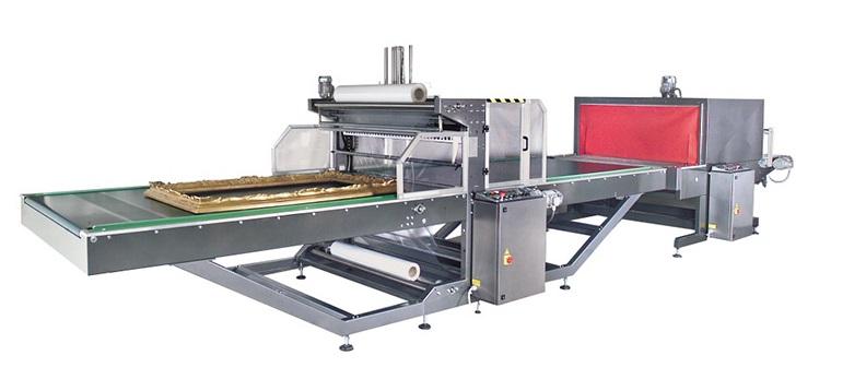 Nabízíme linky pro balení velkých výrobků.