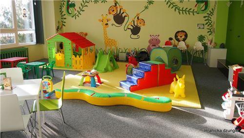 Dětská herna, dětské centrum, oslava dětských narozenin Hranice