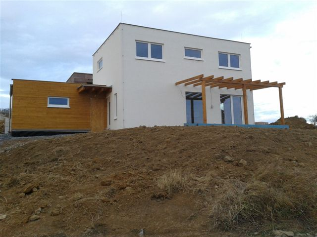 Výstavba a rekonstrukce pasivních rodinných domů ze dřeva Zlín