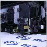 Digitální tisk je vhodný i pro velké zakázky.