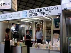 Dezinfekční, čistící a mycí prostředky prodej