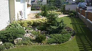 Návrhy zahrad Praha západ