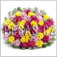 Květiny na rakev