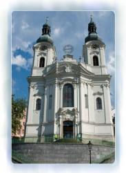 Kostel pro církevní obřad