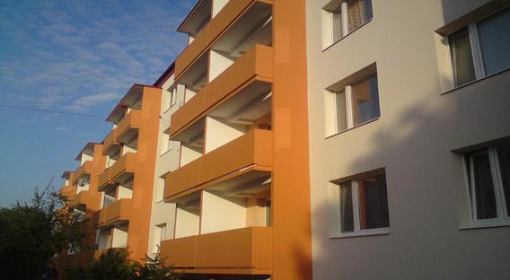 Zateplení objektů, staveb, revitalizace bytových domů Praha