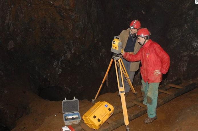 Nabízíme služby z oblasti inženýrské geodézie