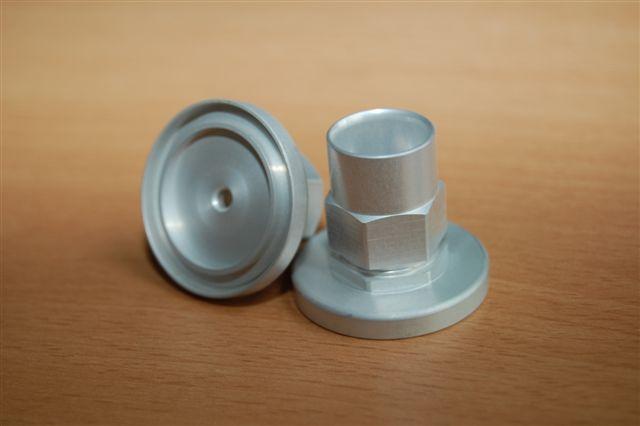 pasivace hliníkových dílů přípravkem Alodine