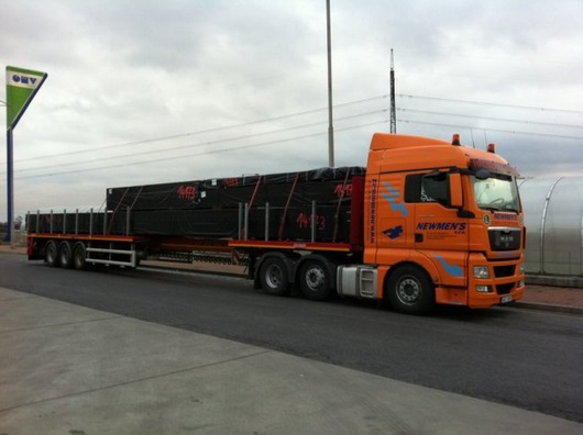 Mezinárodní kamionová doprava pro každého.