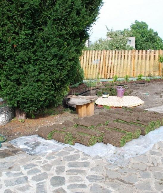 Na zahradě pracujeme šetrně