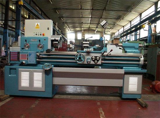 Generální opravy soustruhů, kovoobráběcích strojů, kovoobrábění