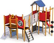 Výroba dětských sportovních hřišť Praha 1