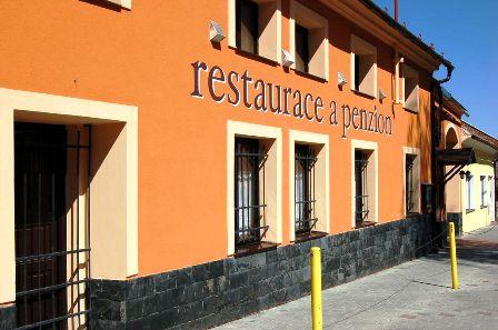 Ubytovanie v penzióne s reštauráciou Kroměříž - detský kútik, tenis