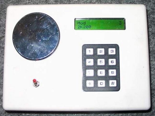 Radon se měří speciálními přístroji