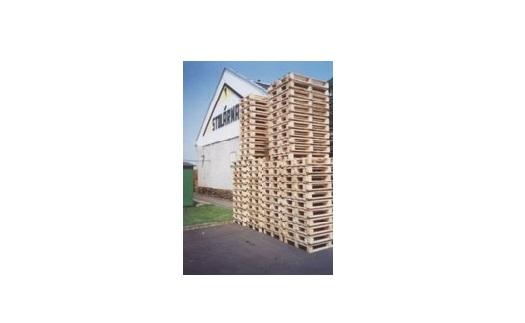 výroba dřevěných palet a beden Olomouc