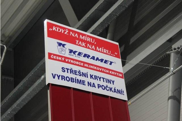 Najlacnejšia česká hliníková strešná krytina - e-shop, Praha