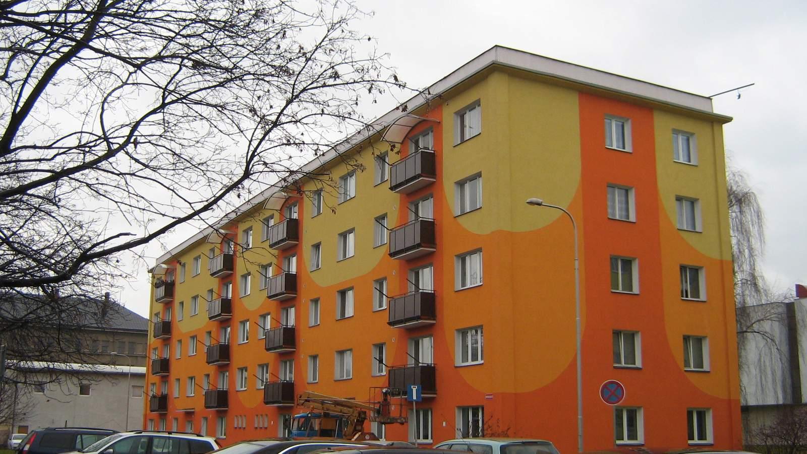 Tepelná izolace Přerov - zateplování, opláštění budov a domů