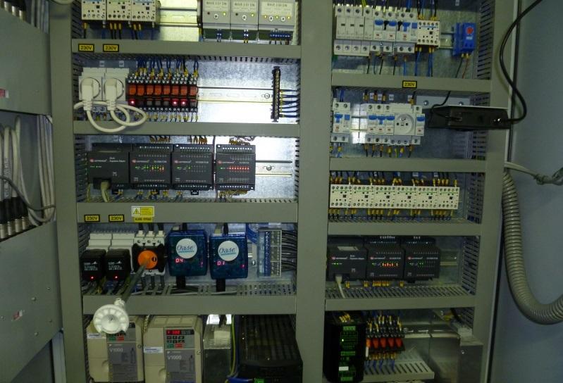 Elektrotechnika do strojů - výroba i rekonstrukce – Dvůr Králové