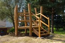 dřevěná rozhledna