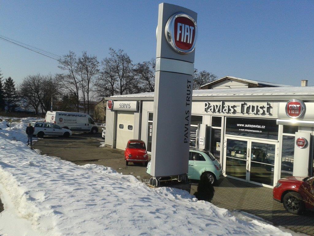 Dodávková auta Fiat Frýdek Místek