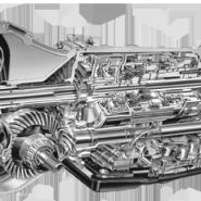 Opravy a kompletní repase automatických i manuálních převodovek automobilů a stavebních strojů
