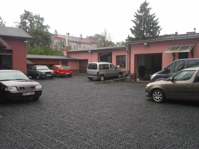 Výměna pneu Ostrava Vítkovice