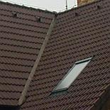 Betonová krytina střechy Praha