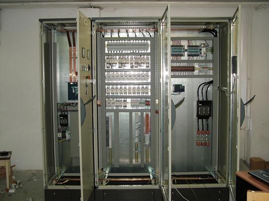 Průmyslové elektroinstalace Šumperk