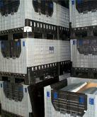 Skládací plastové kontejnery, přepravky, přepravní obaly